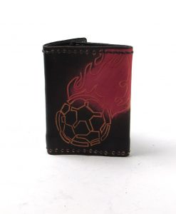 Flamingo Soccer Wallet