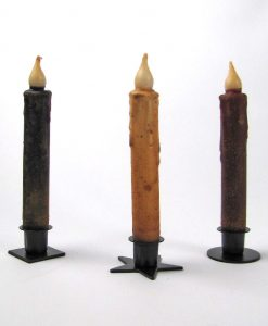 Grungy Timer Candles