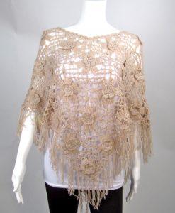 Fawn Poncho Knit