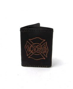 Maltese Cross Fire Wallet