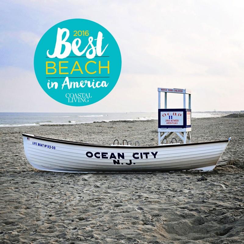 Ocean City is Best Beach