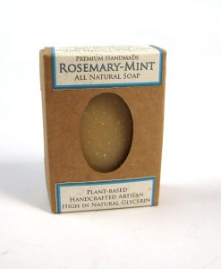 Rosemary-Mint Soap