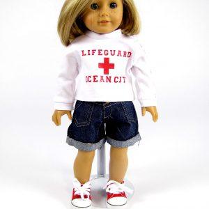 Lifeguard Outfit