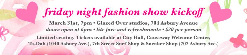 Girls Weekend Fashion Show