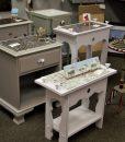 Art Corner Tile Tables
