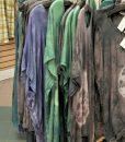 tie-dyed tunics