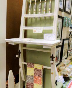chair shelf