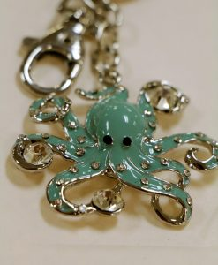 octopus key chain