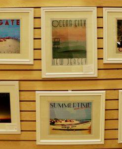 Vintage Beach Prints