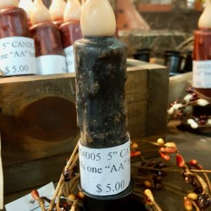 primitive candles