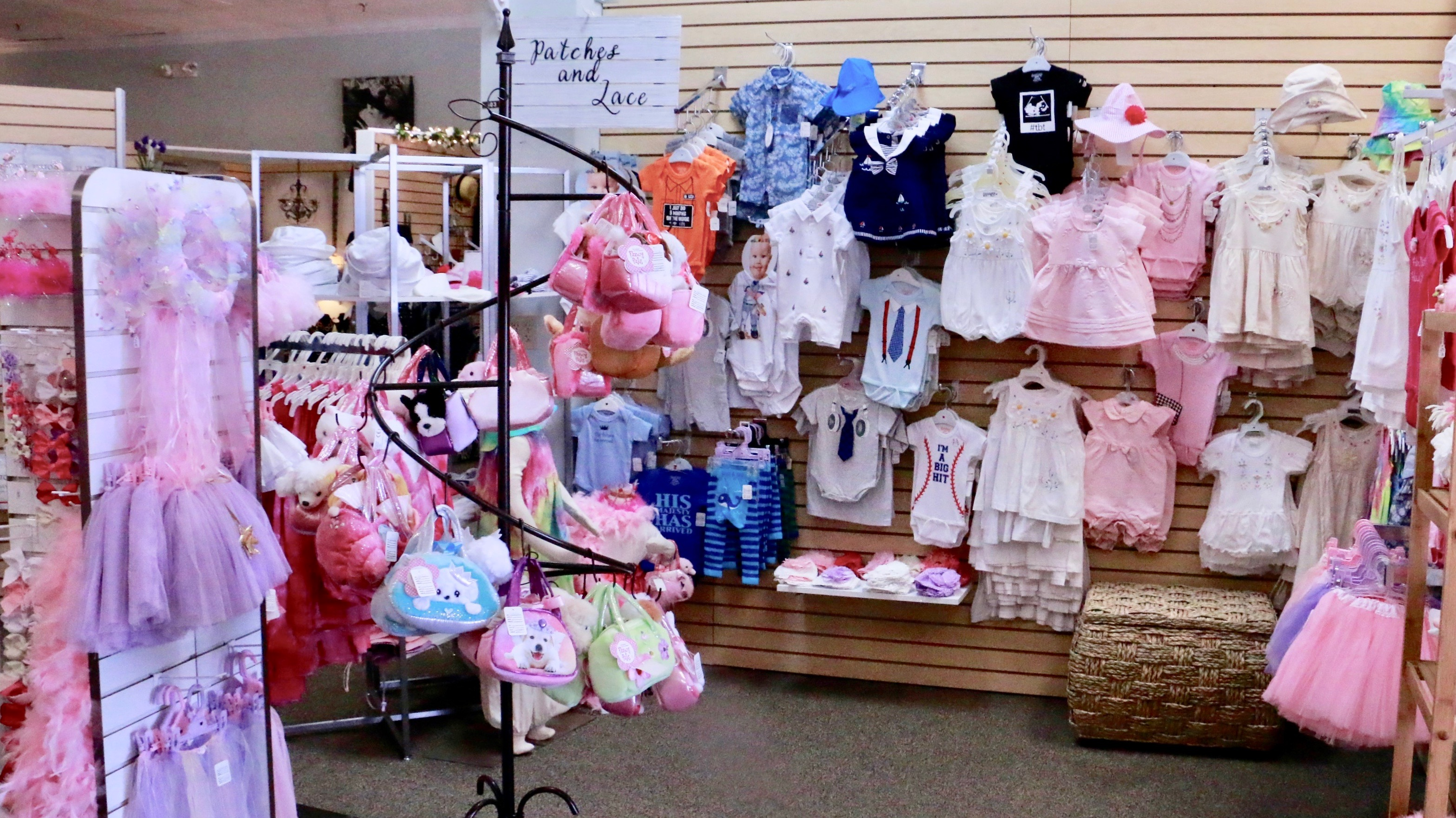 Patches and Lace Shoppe Photo