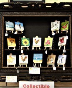 Art Corner Mini Masterpieces