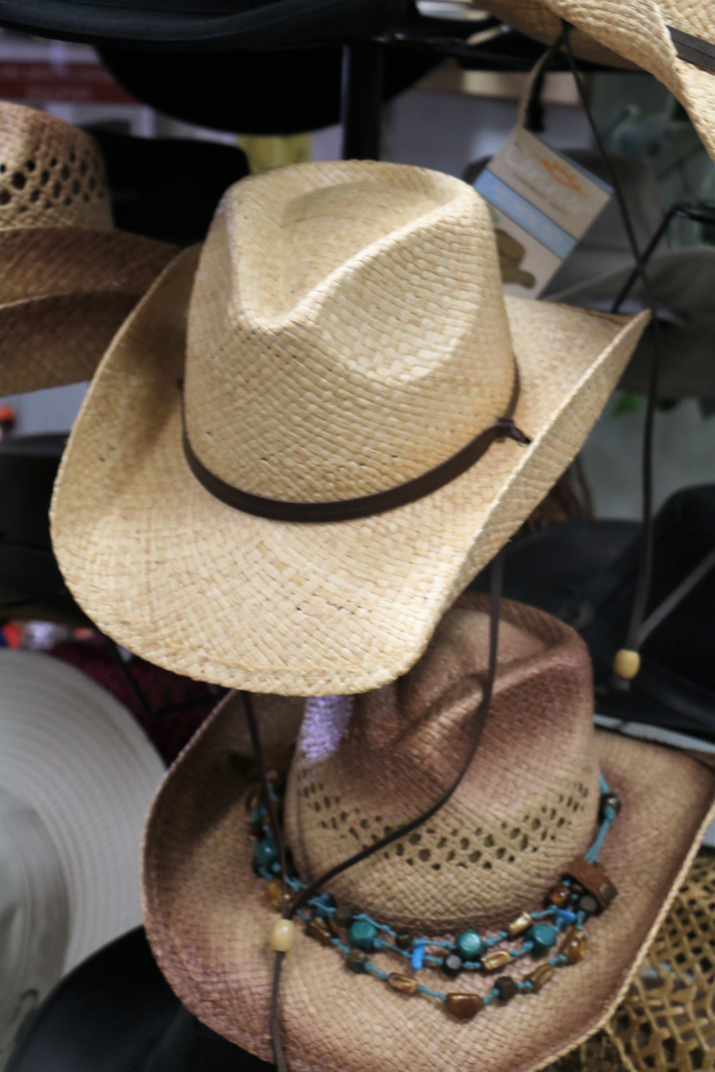 bfad5ac98c551b Western-Style Straw Hats - Shop Staintons Online